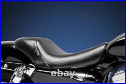 07+ Harley Sportster Le Pera LFK-006 Bare Bones Solo Seat Saddle Smooth 27472