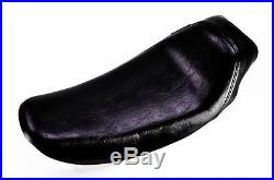 96-03 Dyna Wide Glide FXDWG Le Pera Bare Bones Smooth Solo Seat LN-003