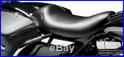97-01 Road King FLHR Le Pera Bare Bones Smooth Solo Seat LN-005RK
