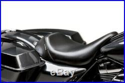 Asiento Solo Le Pera Bare Bones Harley Davidson Touring 08-16