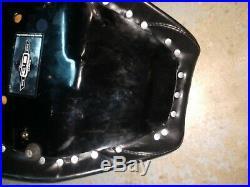 HARLEY Le Pera Barebones Bare Bones Solo Smooth Low Profile Seat Harley FXR fxrt