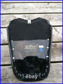 Harley Davidson Le Pera Bare Bones Solo Seat Dyna'06-'17 (Black) LK-001