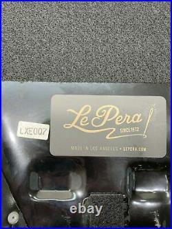 Harley-Davidson Softail 08-17 Le Pera Bare Bones Solo Seat LXE007