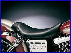 Harley Dyna E Wide Glide Sella Le Pera Bare Bones Solo 06-17