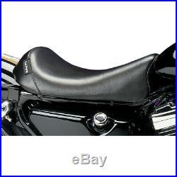 Harley Einzelsitz Solo Le Pera Bare Bones LT Sportster XL 883 1200 Custom 82-03