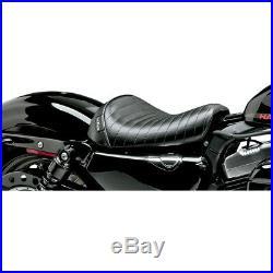 Harley Einzelsitz Solo Le Pera Bare Bones Sportster XL Forty-Eight XLX XLV 10-19