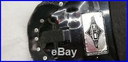 Harley Seat Softail Le Pera Bare Bones Solo Basket Weave