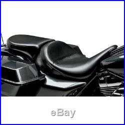 Harley Sitz Beifahrersitz Pad Le Pera Bare Bones Deluxe Pillion Touring