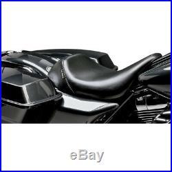 Harley Sitz Einzelsitz für den Fahrer Touring 08-19 Le Pera Bare Bones