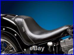 Harley Softail Deluxe Classic Gomma 200 08-up Sella Le Pera Bare Bones