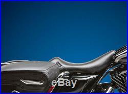 Harley Solo Sitz Einzelsitz Street Glide Le Pera Bare Bones 06-07 Fahrersitz