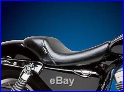 Harley Sportster Custom 07-09 Sella Le Pera Bare Bones