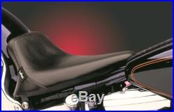 LE PERA BARE BONES SOLO SEAT WithO GEL FOR HARLEY DAVIDSON FXST FLST 1984/1999