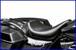 LE PERA Bare Bones Solo Seat 98-01 FLHRCI, 97-01 FLHR, 97, 00-01 FLHRI
