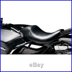 LE PERA LHU-005RK Bare Bones Solo Seat Harley-Davidson Road King EFI FLHR, Ro