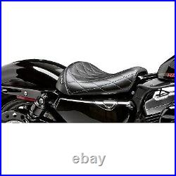 LE PERA LK-006 DM Bare Bones Solo Seat Harley-Davidson Sportster Seventy-Two