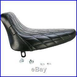 LE PERA LN-007DM Bare Bones Solo Seat Harley-Davidson Softail Custom FXSTC, S