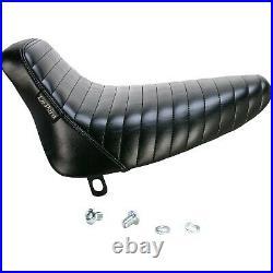 LE PERA LN-007PT Bare Bones Solo Seat Harley-Davidson Softail Standard FXST