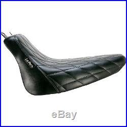 LE PERA LXE-007 DM Bare Bones Solo Seat Harley-Davidson Softail Deluxe EFI F