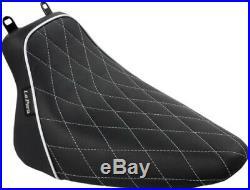 LE PERA LXE-007 DM WTP Bare Bones Solo Seat Harley-Davidson Softail Deluxe E