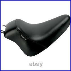 LE PERA LXEU-007 Bare Bones Solo Seat Harley-Davidson Softail Deluxe EFI FLS