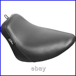 LE PERA LYX-007 Bare Bones Solo Seat Harley-Davidson Softail Deluxe FLDE, Sof