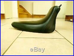 La Pera leather Bare Bones SEAT SOFTAIL heritage Harley Davidson