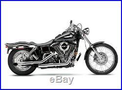 Le Pera Bare Bone Solo Sitz Harley Custom Dyna 96-03