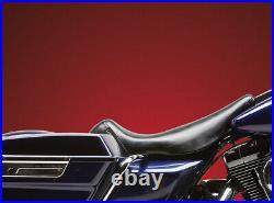 Le Pera Bare Bone Solo Sitz Harley Custom Touring 97-01