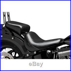 Le Pera Bare Bones Deluxe sellino passeggero Harley Davidson Slim Blackline