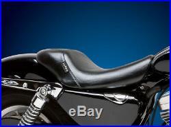 Le Pera Bare Bones Lt Solo Sitz Harley XL Sportster 07-09 4.5 Gal Tank