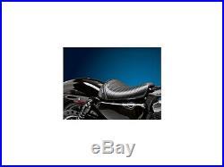 Le Pera Bare Bones Pleated Solo Seat LK-006PT