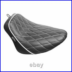 Le Pera Bare Bones Seat Diamond White Piping Softail'18+ Lyb-007dmwtp