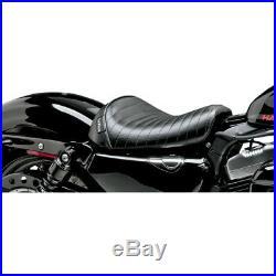 Le Pera Bare Bones Series Solo Seat Pleated Harley Davidson Sportster 48 e 73