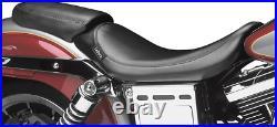 Le Pera Bare Bones Smooth Pillion Pad with Biker Gel LGK-001P