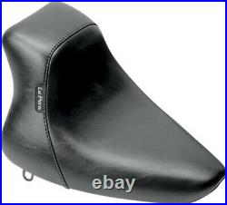 Le Pera Bare Bones Smooth Up Front Solo Seat For Softail 2000-05 FXST And FLST