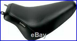 Le Pera Bare Bones Solo Black Smooth Pillion Pad Seat LXE-007P