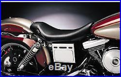 Le Pera Bare Bones Solo Seat 07-2018 Harley Sportster Custom XL 4.5 Gallon Tank