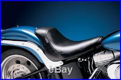 Le Pera Bare Bones Solo Seat Biker Gel Vinyl LGK-007