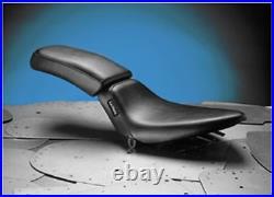 Le Pera Bare Bones Solo Seat Biker Gel Vinyl LGN-007 HARLEY-DAVIDSON
