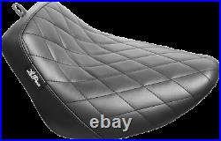 Le Pera Bare Bones Solo Seat Diamond Black LYB-007DM