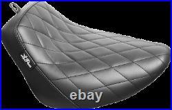 Le Pera Bare Bones Solo Seat Diamond Black LYR-007DM