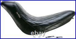 Le Pera Bare Bones Solo Seat Diamond Stitch LK-007 DM