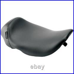 Le Pera Bare Bones Solo Seat FLHR'02-'07 (Black) LH-005RK