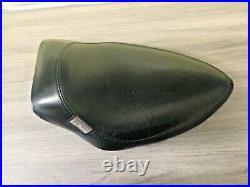 Le Pera Bare Bones Solo Seat FX FXE Shovelhead Harley Davidson Great Condition
