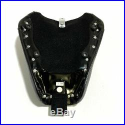 Le Pera Bare Bones Solo Seat Fits 2010-19 Harley 48/72 Sportster XL1200X/V
