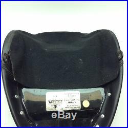 Le Pera Bare Bones Solo Seat For Harley Davidson Softail Deuce 2000-2007