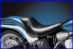 Le Pera Bare Bones Solo Seat For Harley Softail With 200mm Tire 06-13
