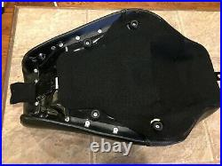 Le Pera Bare Bones Solo Seat, Harley Davidson Sportster with4.5 gal. Tank'07-'09
