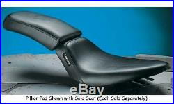Le Pera Bare Bones Solo Seat & Pillion Pad Harley Shovelhead 1965/1984